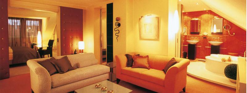 Beispiel: Suite, Foto: Atrium Mainz.