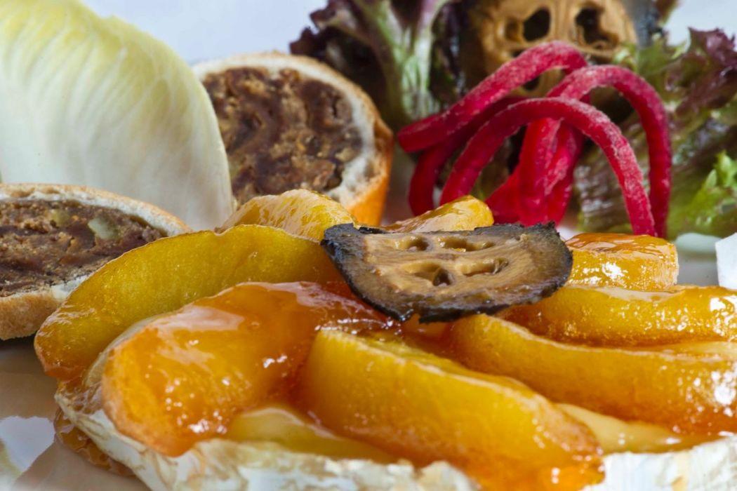 Beispiel: Kulinarische Impressionen, Foto: Kartause Ittingen.