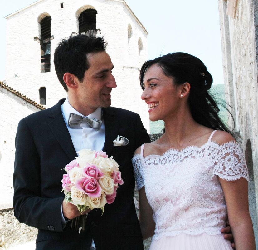 Eleonora & Paolo Italian Knot - Dream Weddings in Italy