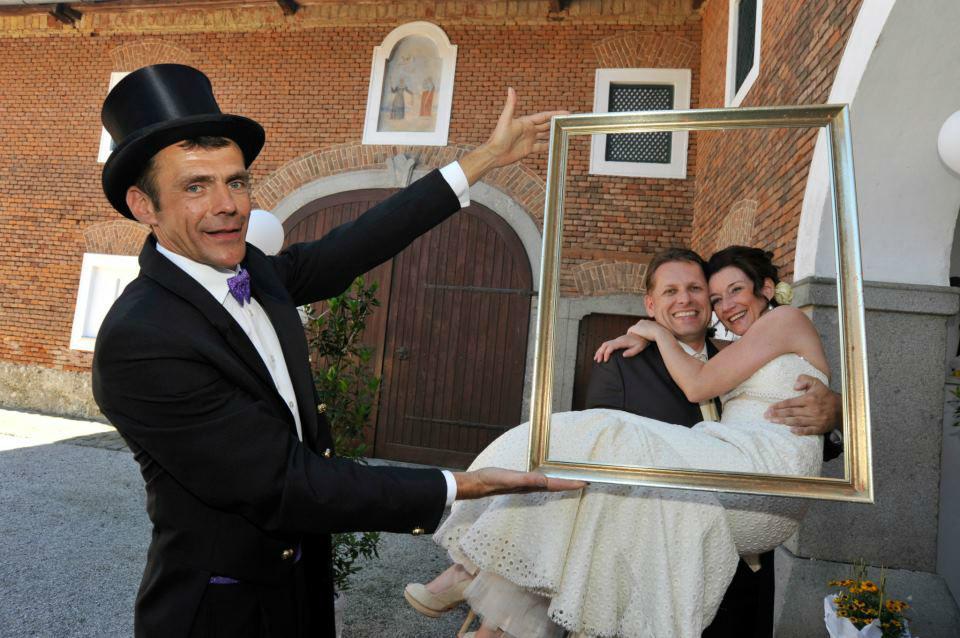 Beispiel: Brautpaar, Foto: Event-Dreams.