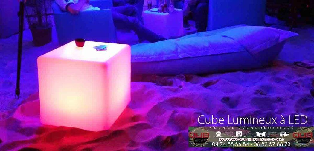 nos cubes lumineux