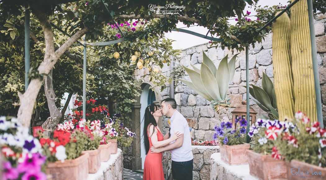 Eolie in Love - Engangement in Panarea