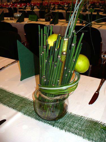 Beispiel: Dekorationen für Ihr Hochzeitsfest, Foto: die kornblume.