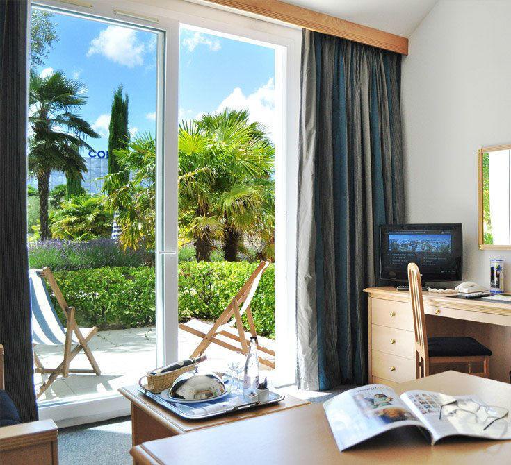 Junior Suite avec terrasse