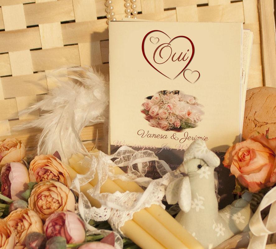 Les livrets de messe sont incontournables dans un mariage religieux et pour vos invités, ce sont un joli souvenir de votre mariage. http://www.livret-mariage.fr/