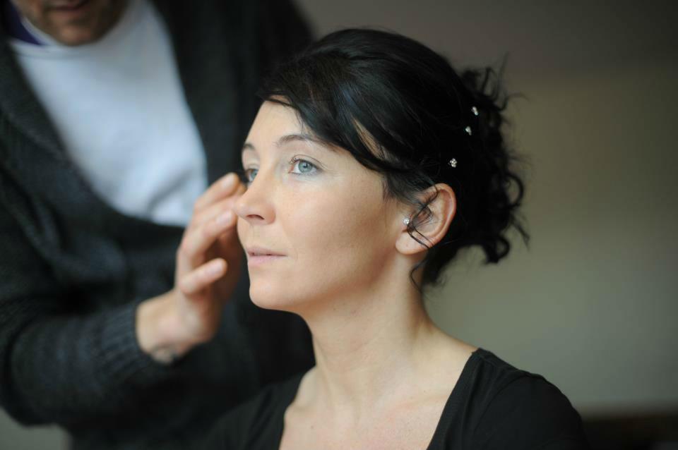 Beispiel: Perfektes Make-up, Foto: B-Artists.