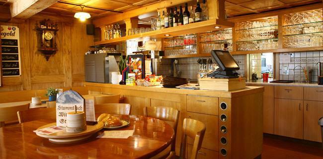 Beispiel: Gaststube, Foto: Landgasthof Grossteil.
