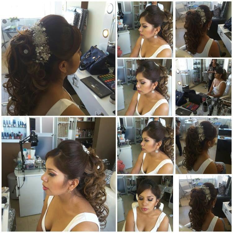 Indira Ramirez Make Up Artist