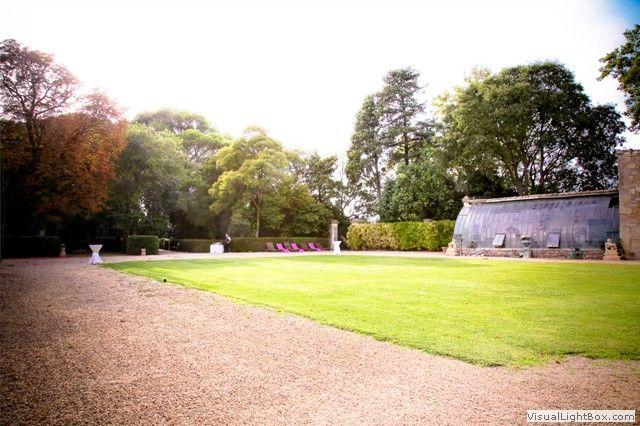 Le Parc du Château de Pouget