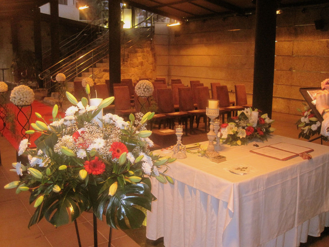 Lugar ceremonia Siete Torres