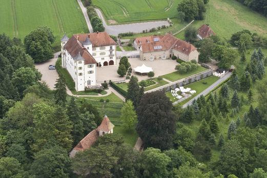 Beispiel: Panoramaaufnahme, Foto: Schloss Neuhaus.