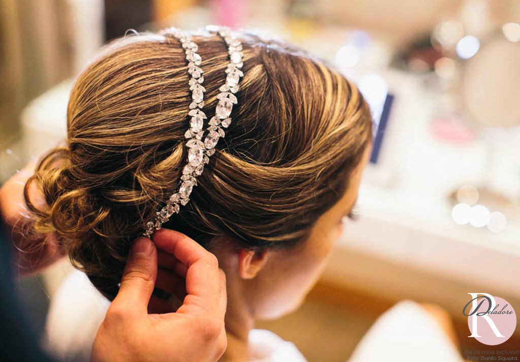 Noiva: Amanda Beleza: Dia da Noiva Exclusivo por Ro Deladore Foto: