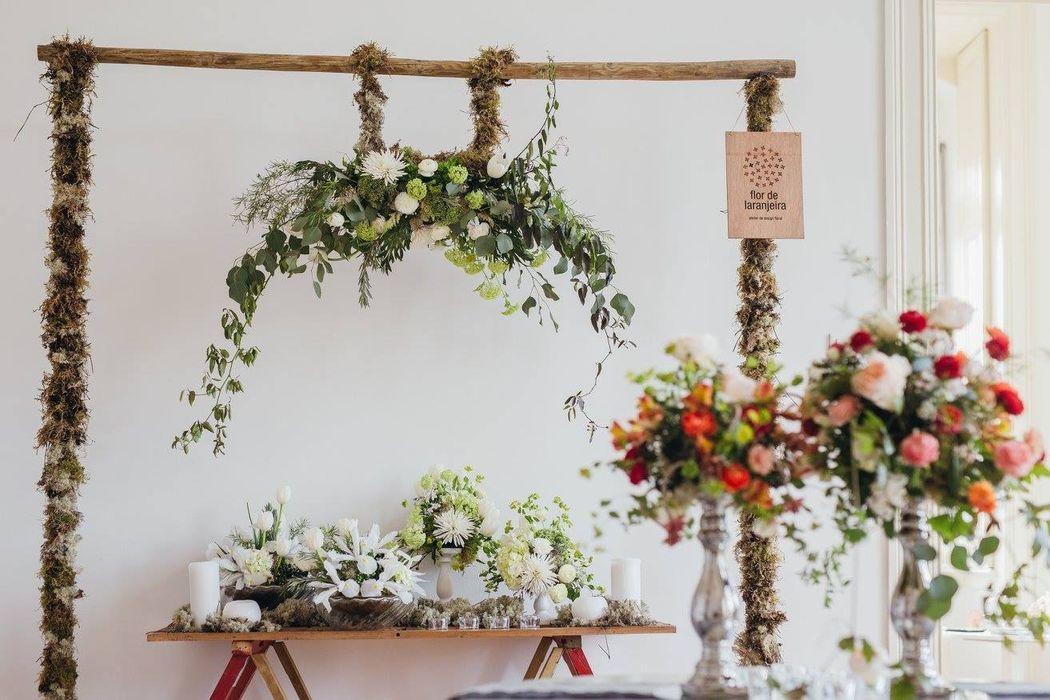 Design floral | Flor de Laranjeira  Foro | Hugo Coelho