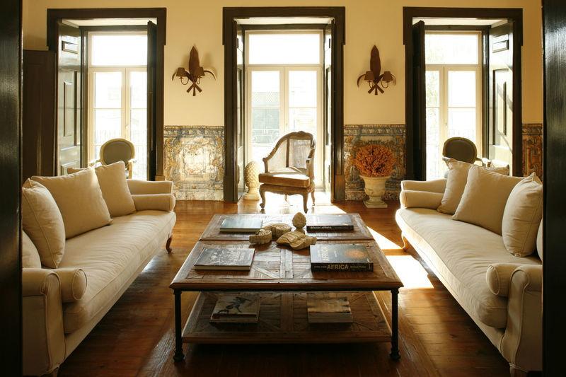 Foto: Palácio do Ramalhete sala principal