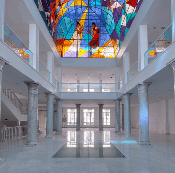 Palacio Neptuno