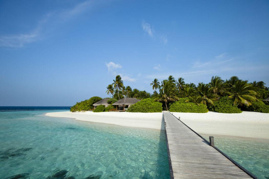 Maldivas: destino ideal para pasar toda o parte de tu luna de miel.