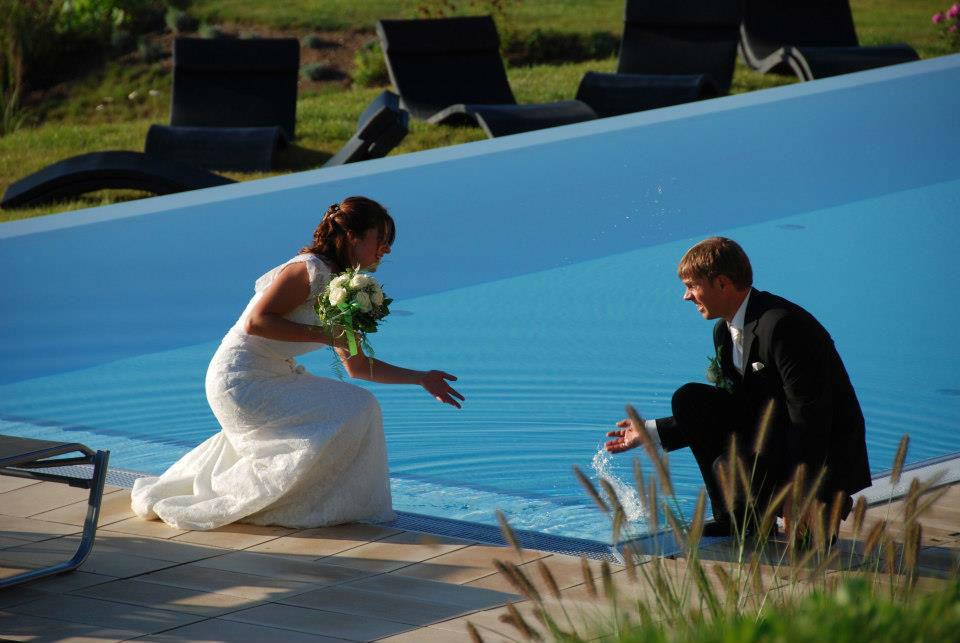 Beispiel: Ihre persönliche Hochzeitsfeier, Foto: Das Eisenberg.