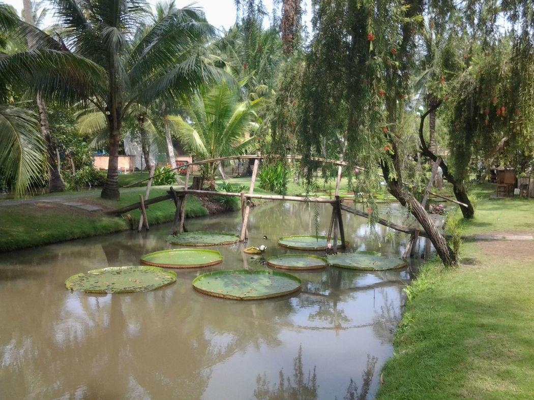 Beispiel: Fluss, Foto: Ao Dai Travel.