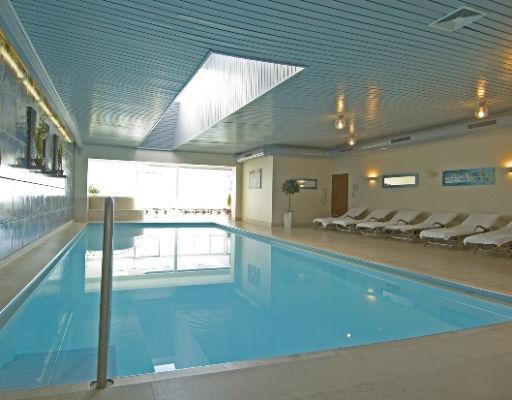 Beispiel: Schwimmbad, Foto: Hotel Schachner.