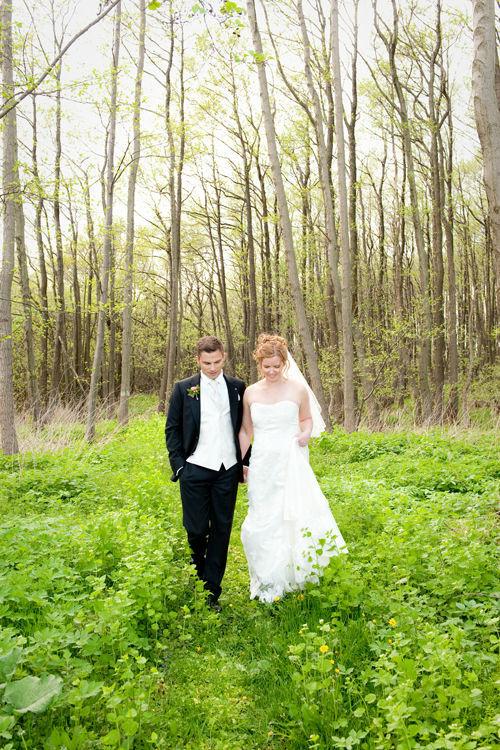 Beispiel: Hochzeitsfotos am Selenter See, Foto: Rea Papke Photography.
