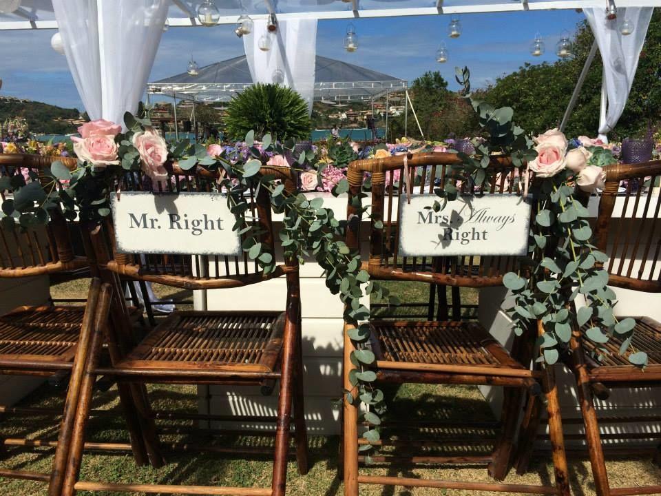 Decoração de Casamento - Renata Stabile