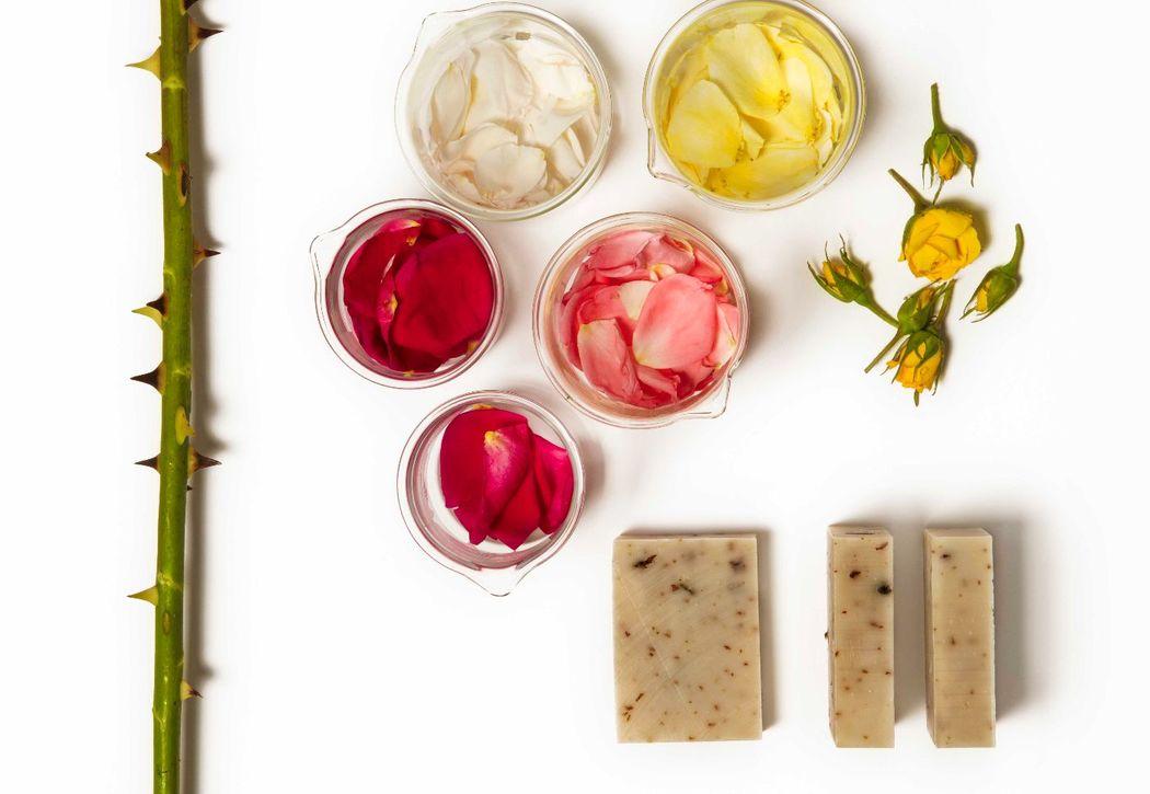 Silky Soap - rosas & manteca de karité