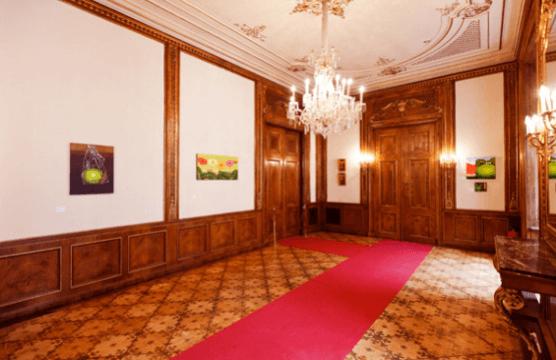 Beispiel: Feiern sie Ihre Traumhochzeit im Palais, Foto: Moya Vienna.