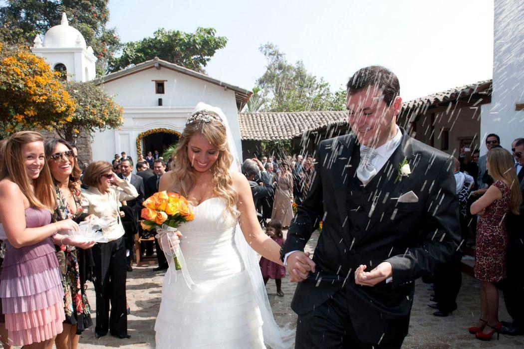Stephanie Rickards y Diego Navea - Hacienda Tres Cañas