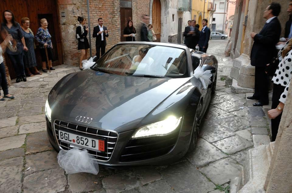 Audi R 8 Spider