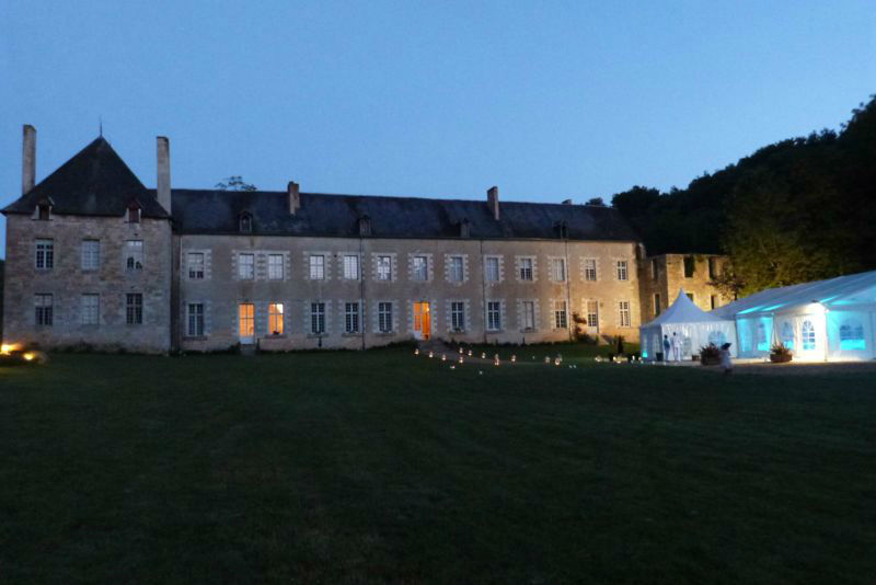 Domaine de L'abbaye du Pin