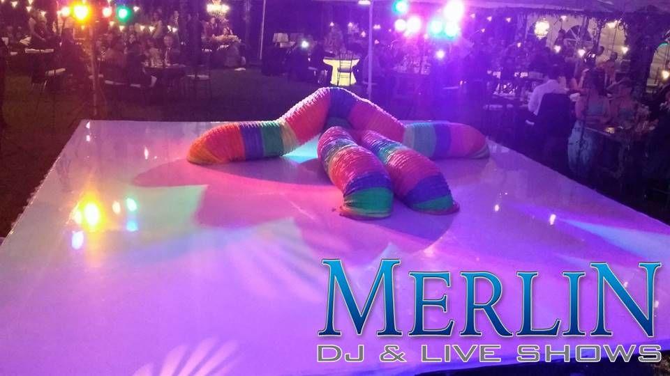 Merlin DJ & Live Shows