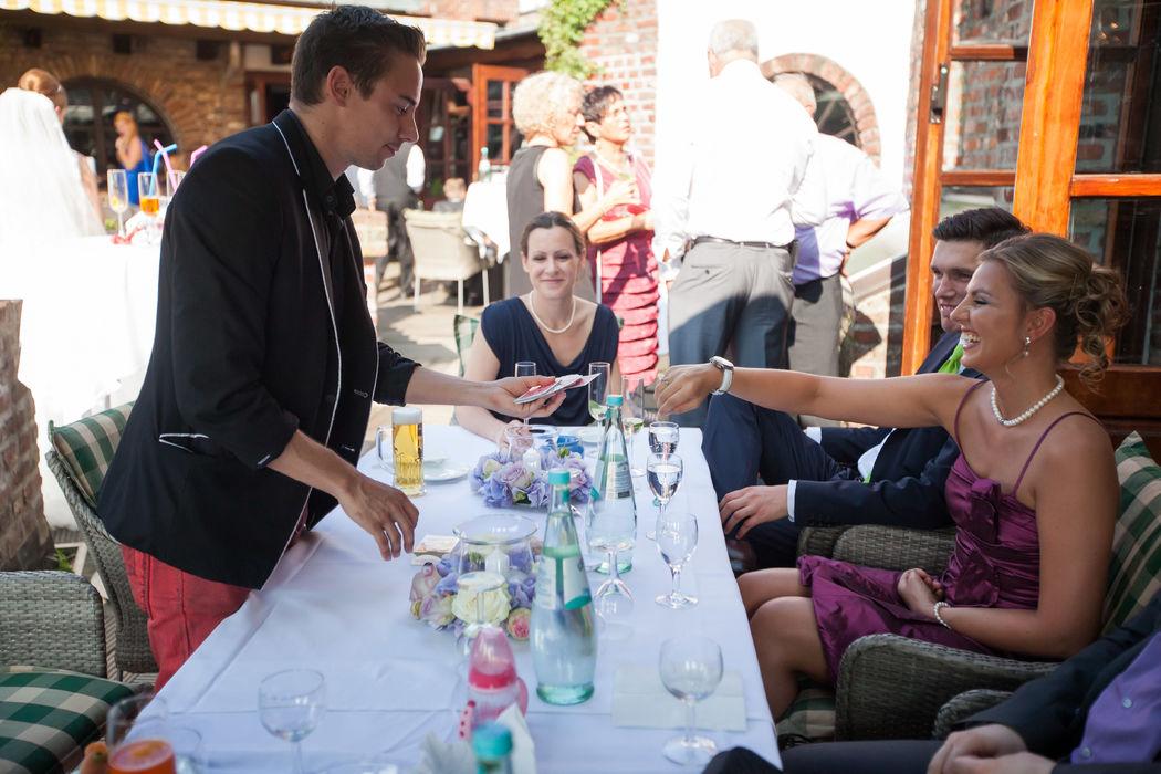 Hochzeits Magier Dan Berlin aus Düsseldorf
