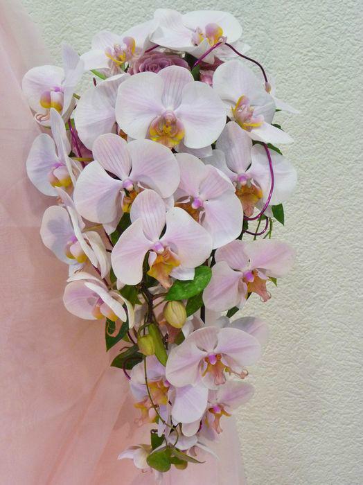 Beispiel: Einzigartige Brautsträuße, Foto: Blumenhaus Frei.
