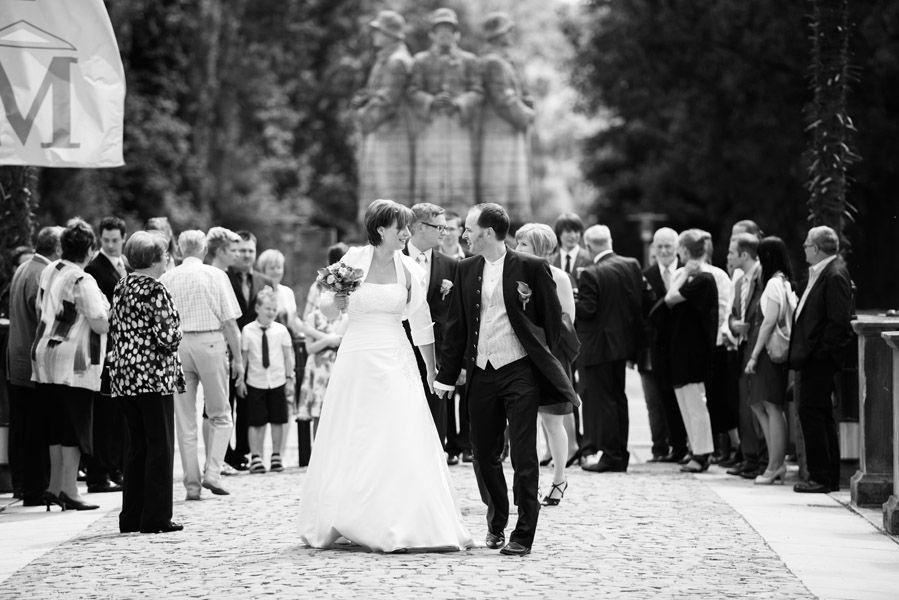 Beispiel: Los geht's, Foto: Hochzeitsfotografie Thomas Göbert