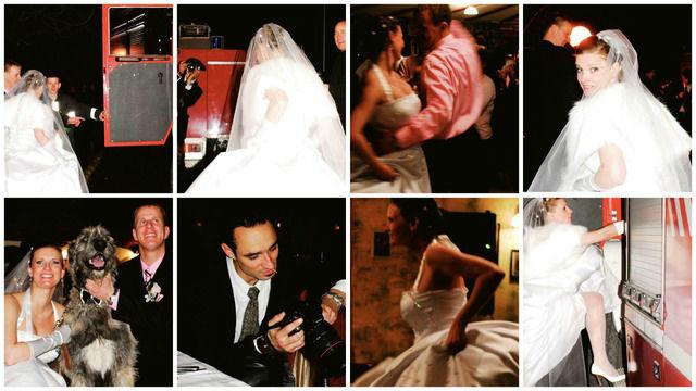 Beispiel: Fotos von der Hochzeitsfeier, Foto: Zurich Wedding Photography.