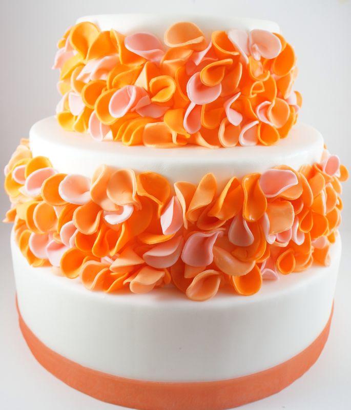 Naranja y coral