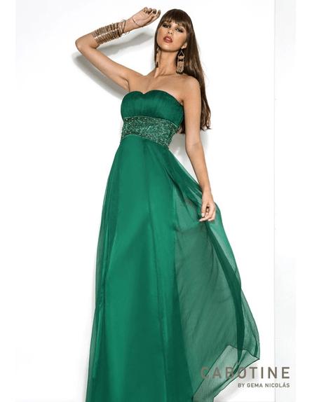 Vestido de Cabotine