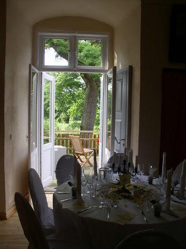 Beispiel: Gartensaal, Foto: Schloss Neuhausen.
