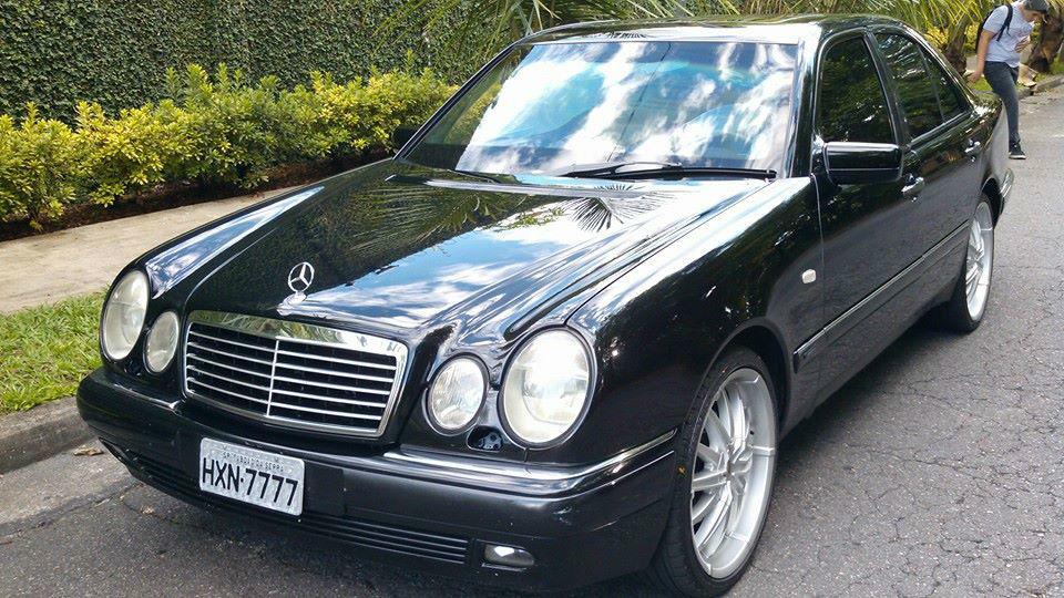 Leal Chofer - Mercedes