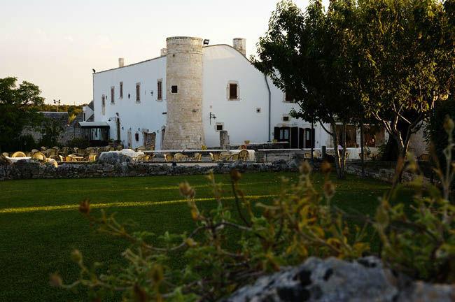 Masseria Fortificata Barsentum