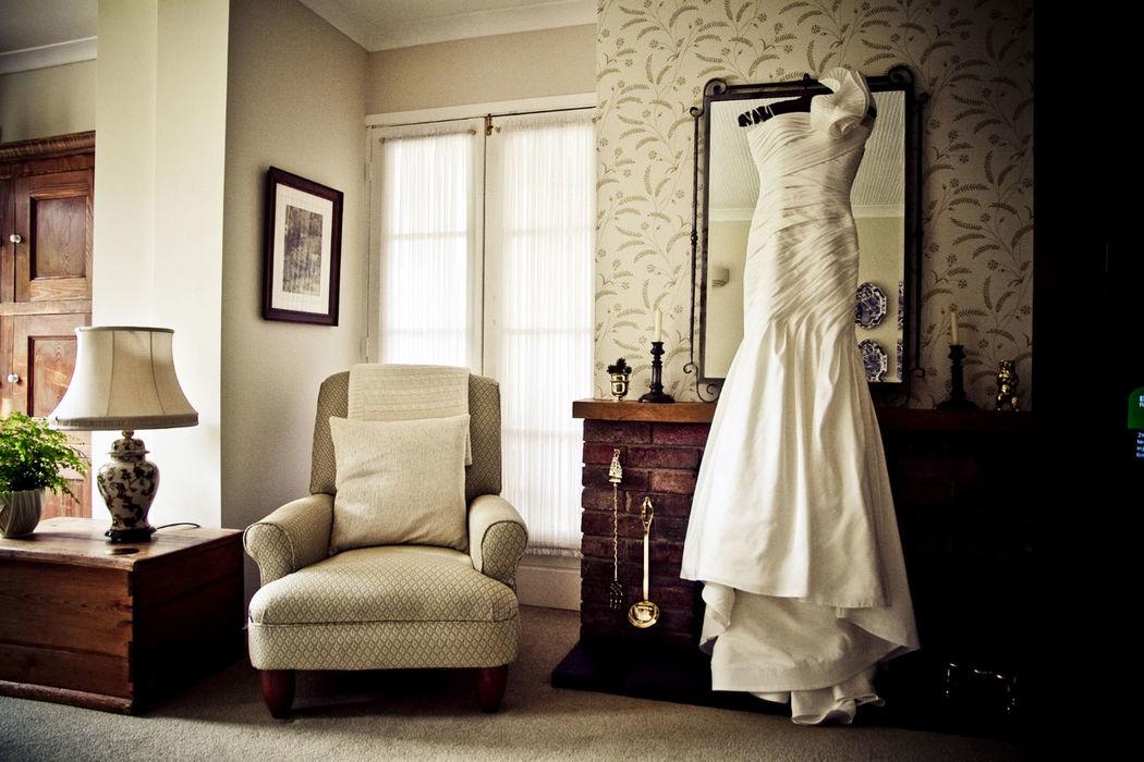 El vestido de novia - www.andreudozphotography.com