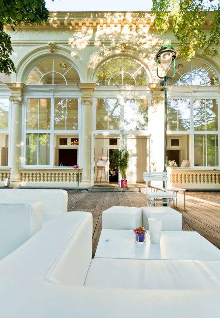 Beispiel: Terrasse, Foto: Kursalon Mödling.