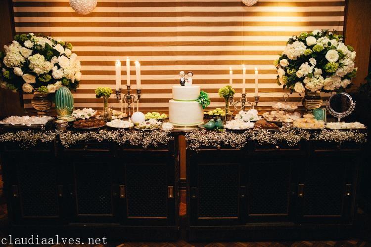 Casamento no Restaurante Casa da Suíça || Fotografia: Cláudia Alves