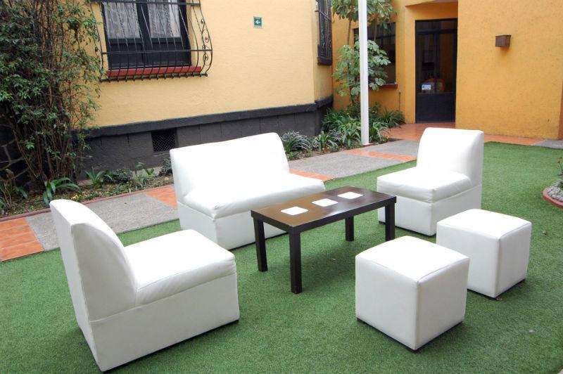 Renta de Salas tipo Lounge en Centro Cultural y Social Hidalguense