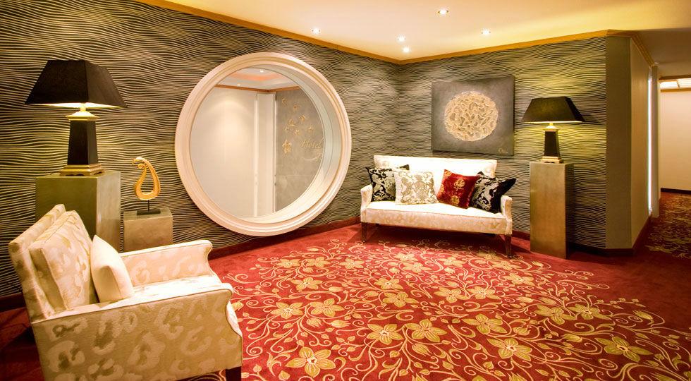 Beispiel: Hotelzimmer, Foto: Hotel Robben.