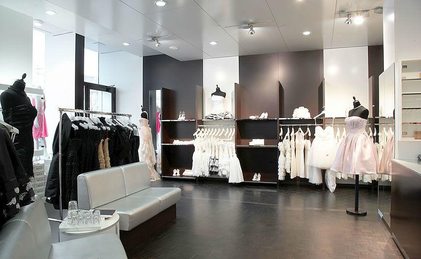 Beispiel: Eindrücke vom Ladengeschäft, Foto: Zoro Fashion.