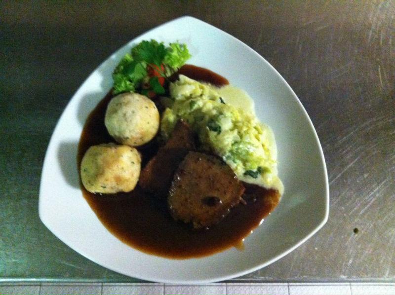Beispiel: Gastronomie, Foto: AKZENT Hotel Albert.