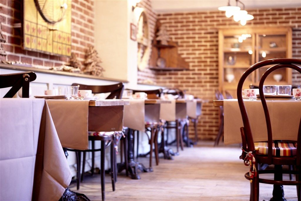 Le restaurant Café des Artistes
