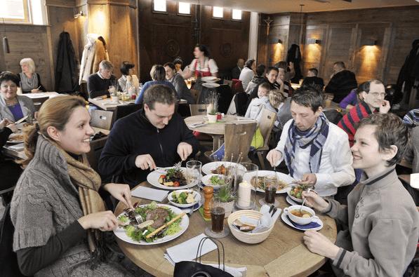 Beispiel: Restaurant, Foto: Der Pschorr.