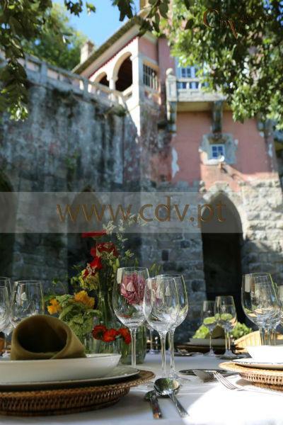 Jardim Casa dos Penedos CDV Events & Catering